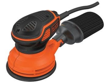 KA199 Paddle Switch Random Orbital Sander 125mm 240W 240V